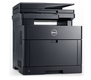 Dell Color Cloud Printer H625cdw Drivers And Review
