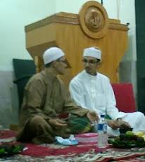 Bersama Al Habib Muhammad bin Alwi Al Haddad