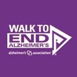 Please sponsor my walk. Join the fight to end Alzheimer's