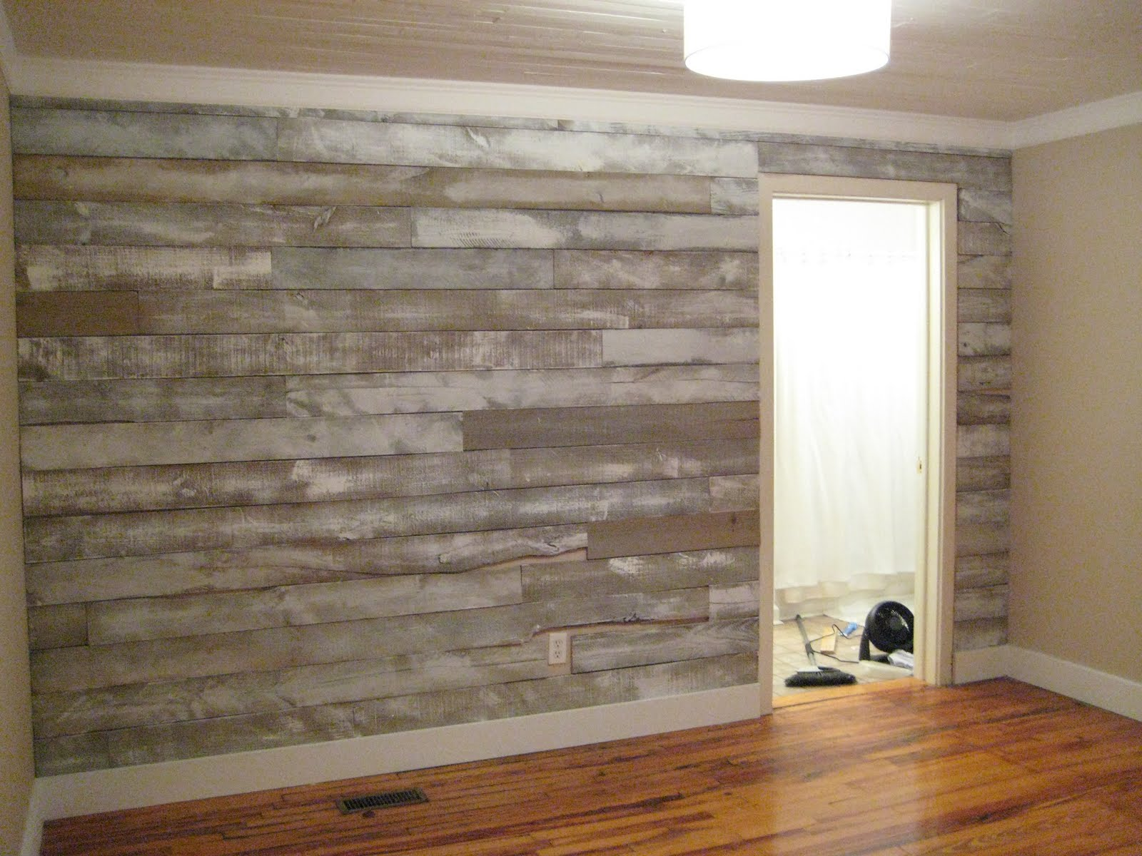 Wood Accent Wall} title=