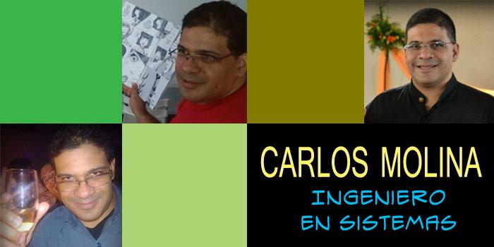 Carlos Molina Escritor Guerra Borde Interno