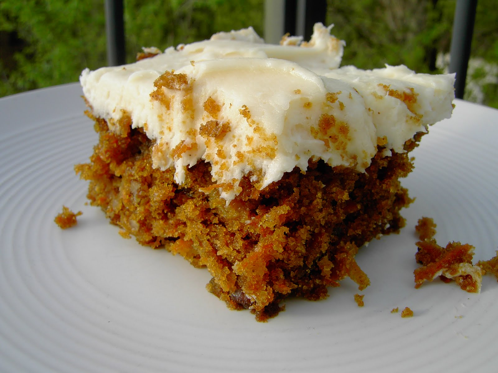 Veggie Grill Vegan Carrot Cake Recipe