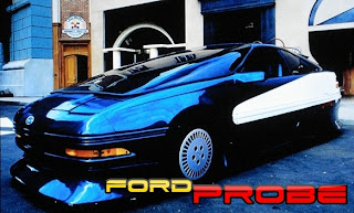 Automóveis do futuro - Ford Probe Custom