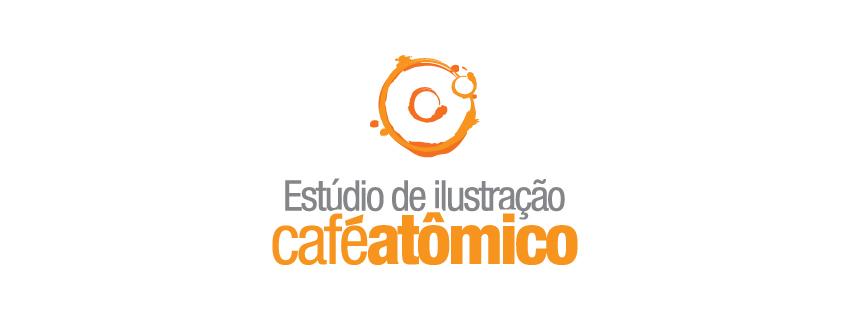 Estúdio de Ilustração Café Atômico