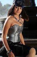Trisha, latest, hot, cleavage, show