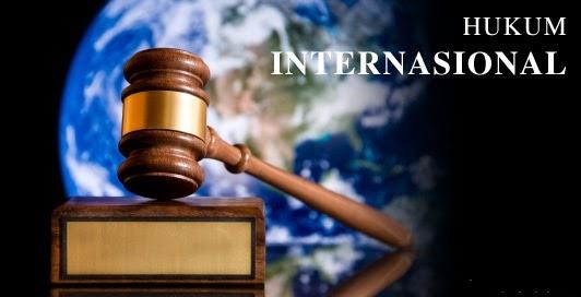 Ini Dia Contoh Makalah Hukum Internasional