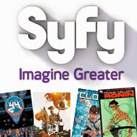 4 adaptaciones de cómics SyFy