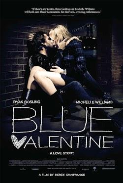 Lễ Tình Nhân Xanh - Blue Valentine (2010) Poster