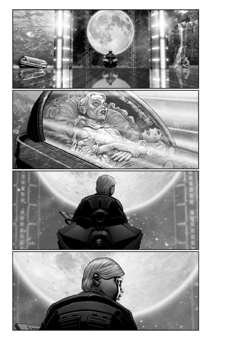 Akira%2Bkids%2Broom Akira Storyboards Showing Tetsuo Posted Online