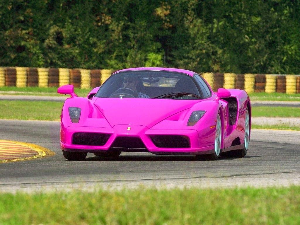 ferrari enzo wallpaper pink - Ferrari Enzo 2020