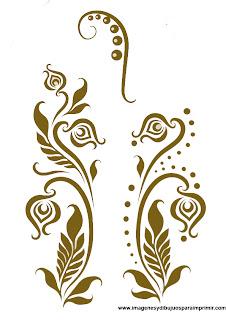 Imagenes de flores para bordar