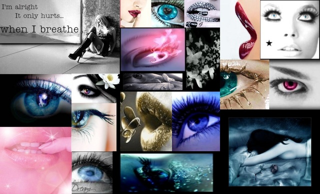 Eyes Collage