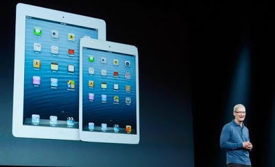 iPad Mini - Tim Cook