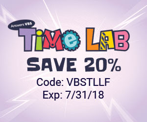 VBS 2018 - Time Lab