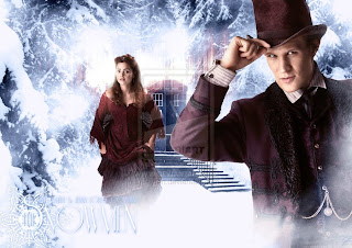 doctor who, tardis, christmas specials, clara oswald, snowmen