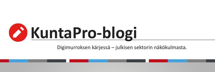 KuntaPro-blogi