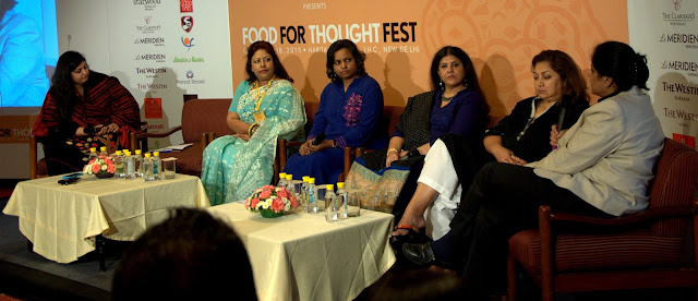 panel discussion at SAAG