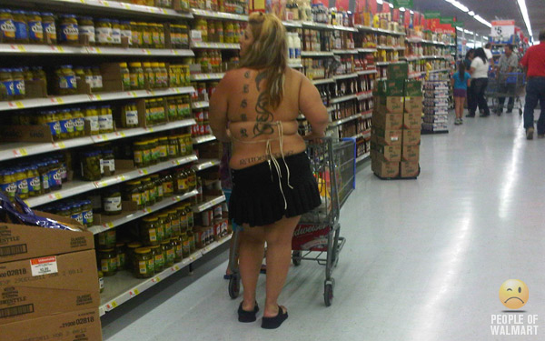 funny picture humor funny people of walmart