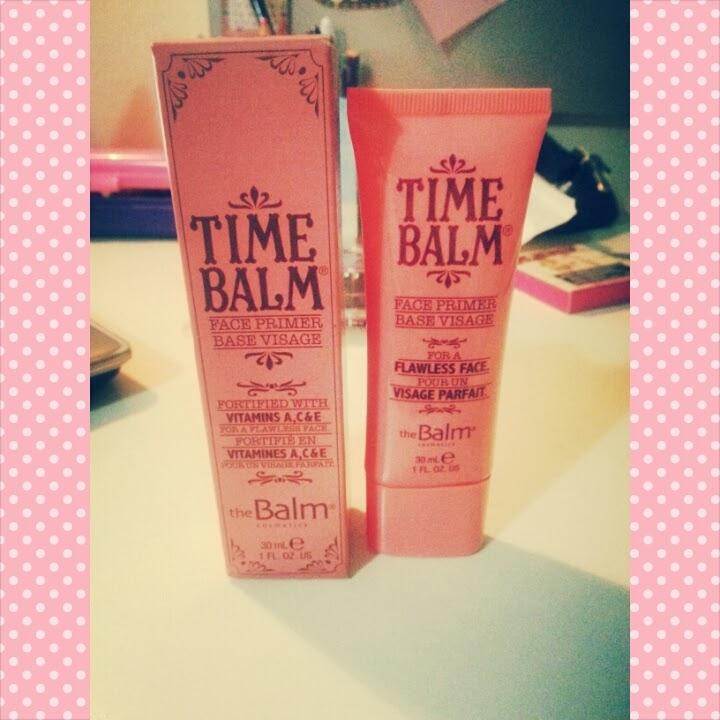 the balm time balm