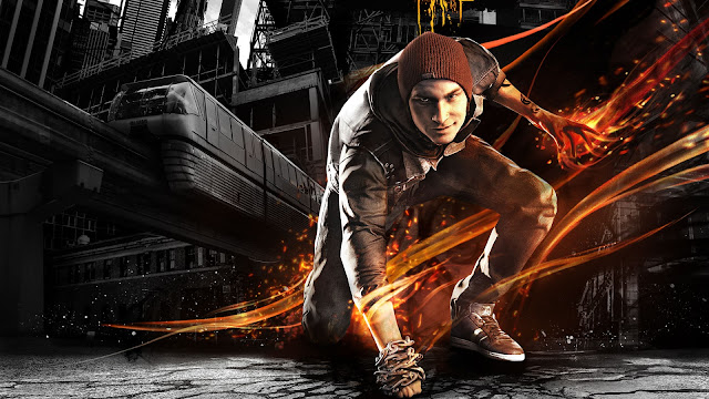 infamous second son delsin rowe outfit look