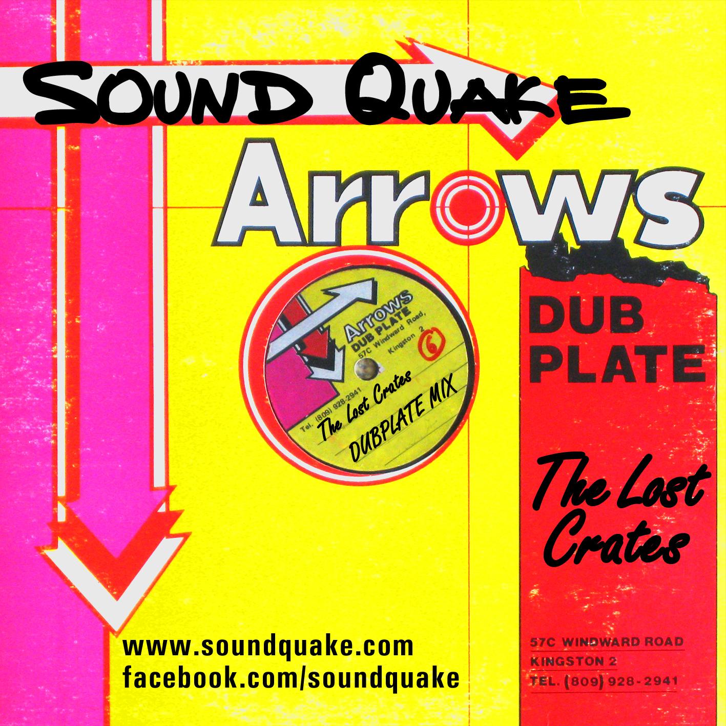SoundQuake_TheLostCrates_DubplateMix_Cov