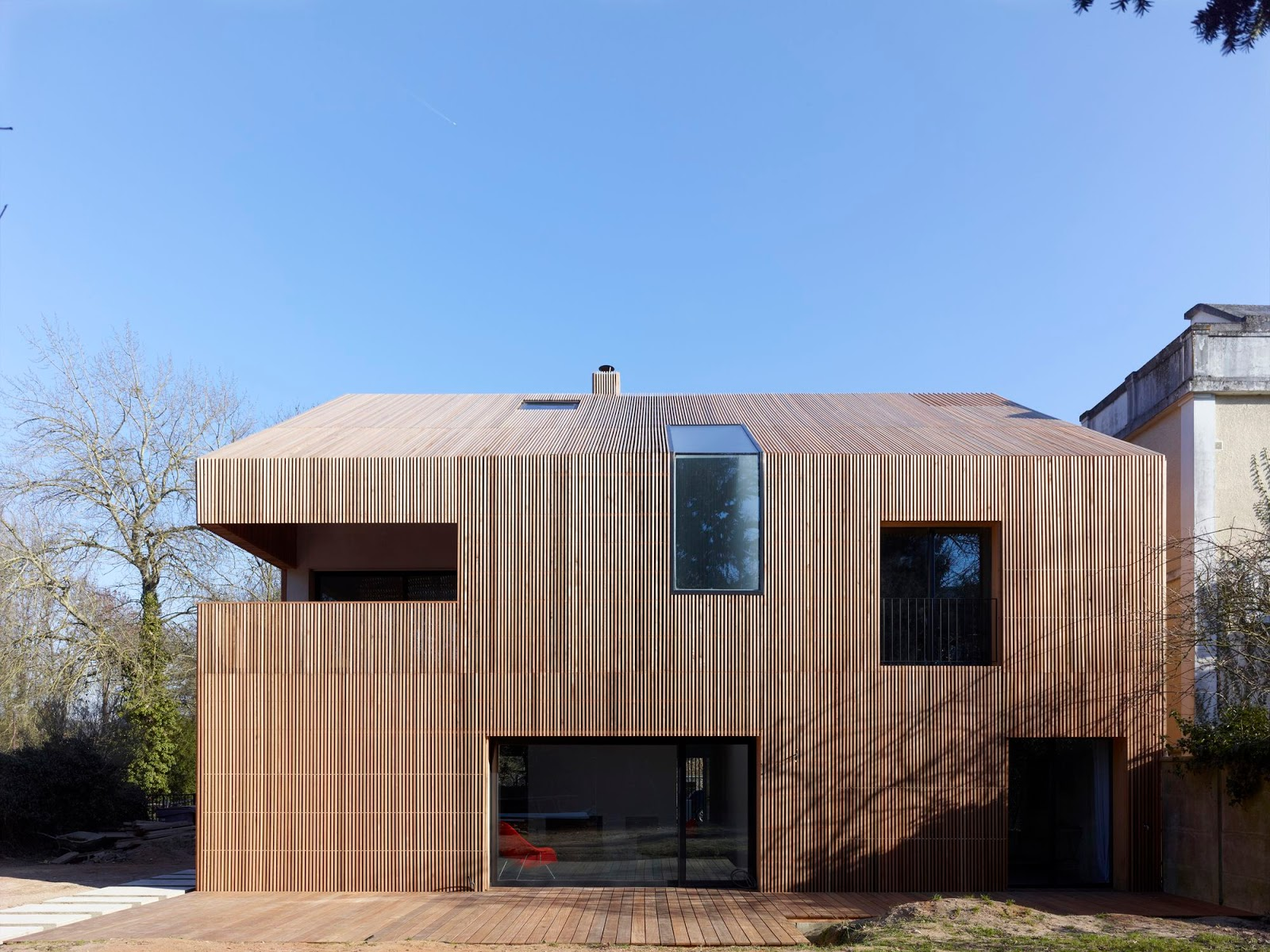 avenier cornejo architectes a f a s i a. Black Bedroom Furniture Sets. Home Design Ideas