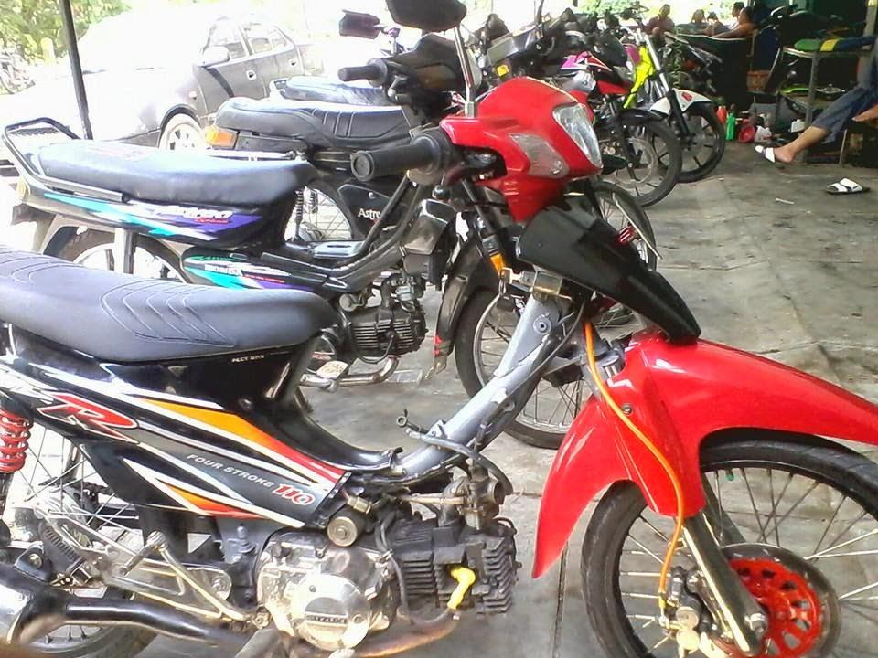 bisnis bengkel motor