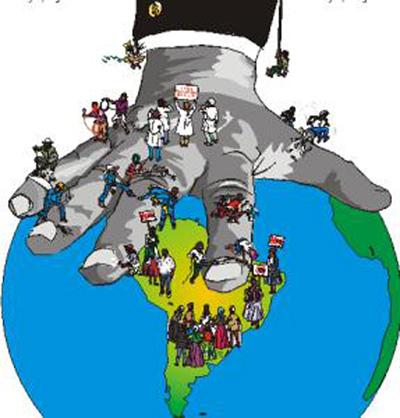 la globalizacion politica y social: