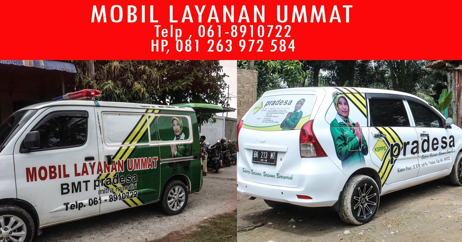 MOBIL LAYAAN UMAT