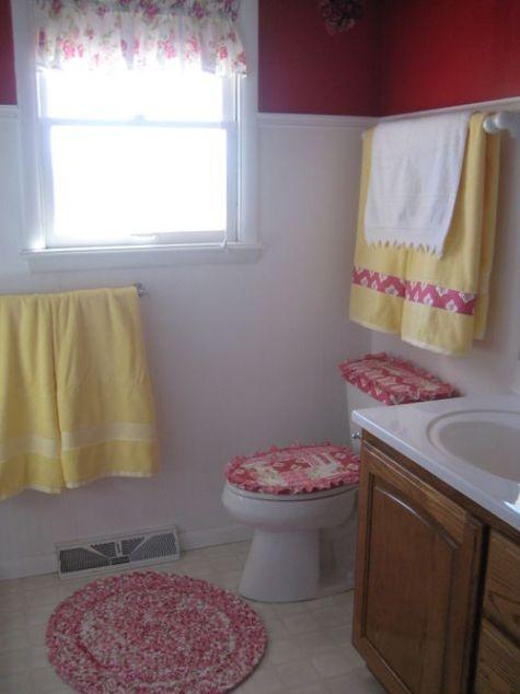 Lindas cortinas de ba o bathroom curtains decorar decoraci n - Cortinas de bano de diseno ...