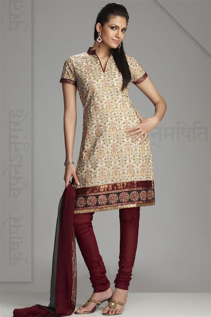 Churidar Dress Patterns