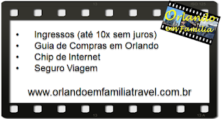 Compre pelo Orlando em Família Travel: