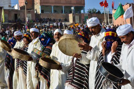 Festival de música de las cimas en Imilchil