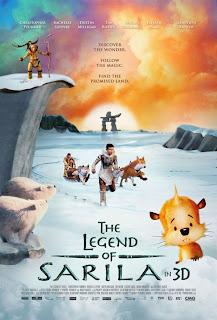Watch The Legend of Sarila (2013) movie free online