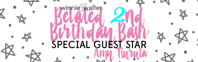 Winnie & Walter's Belated 2nd Birthday Bash!