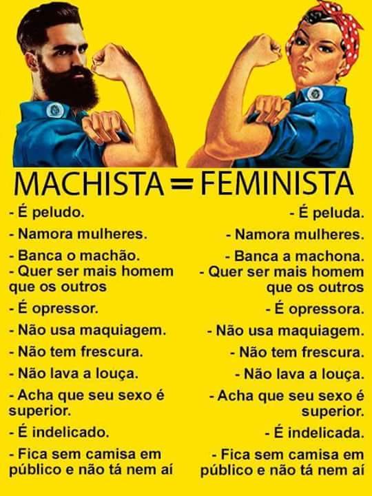 Como bugar a mente de uma feminista