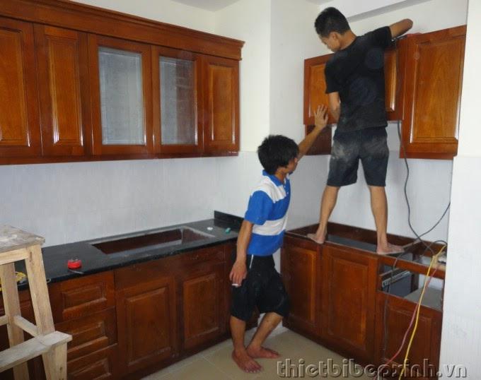 tháo dỡ lắp đặt tủ bếp chuyên nghiệp