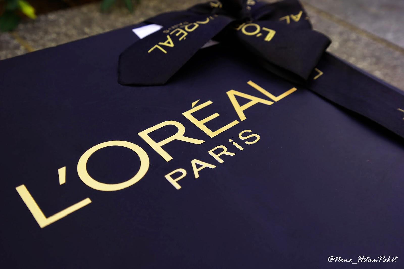 L'Oreal Paris Indonesia Beauty box