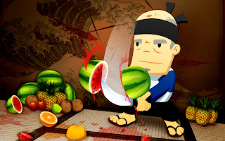 Fruit Ninja HD Wallpaper