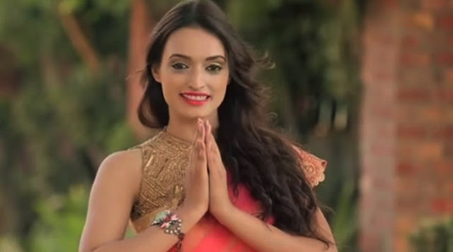 Miss Earth India 2015 – Aaital Khosla