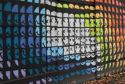 Flatcolor Mural Wall: Jean Nagai '12