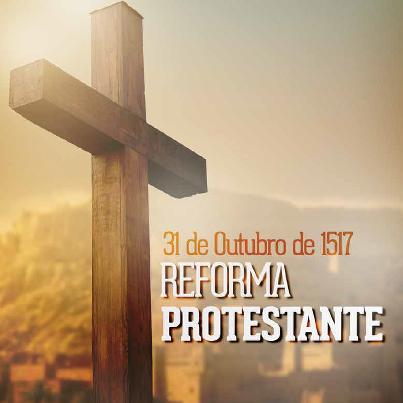 497 Anos de Reforma Cristã