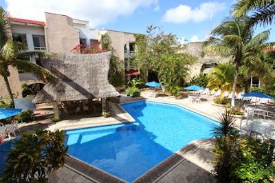 Hoteles en Cancún Hotel Plaza Caribe