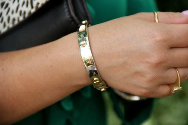Gold Bracelet from Forever 21