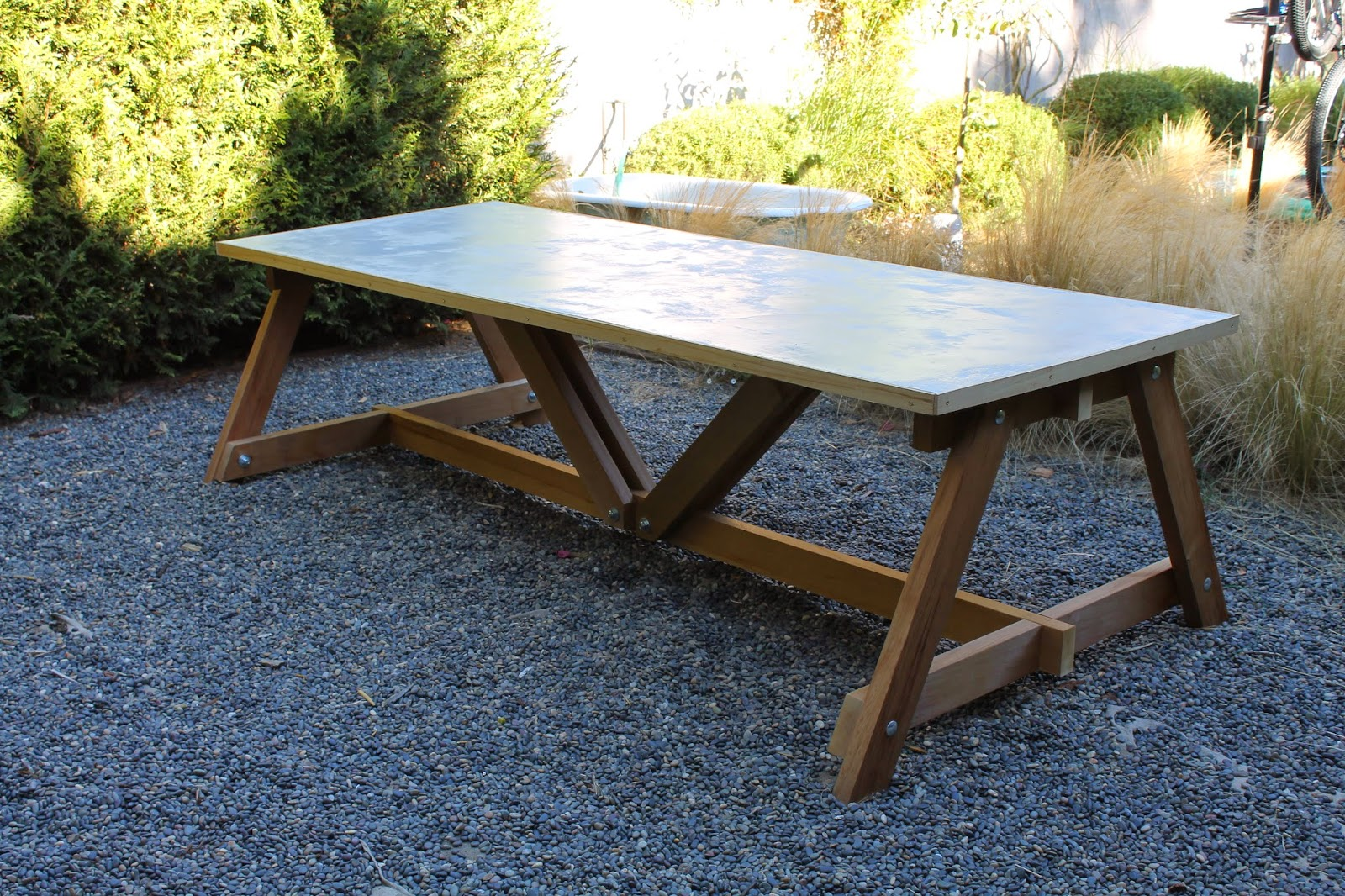 How To Build A Picnic Table: Part Two