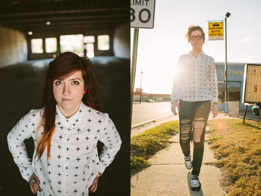 model, girl, woman, punk, light, photography, portrait
