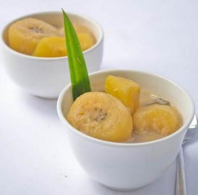 Resep membuat kolak pisang spesial