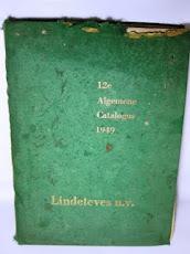 Buku Katalog Antik Lindeteves n.v tahun 1949