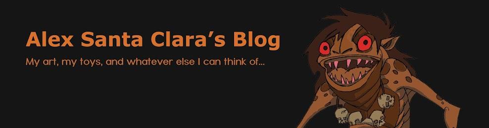 Alex Santa Clara's Blog