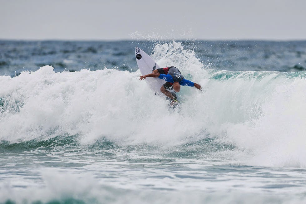 51 Quiksilver Pro Gold Coast 2015 Nathan Hedge Foto WSL Kelly Cestari